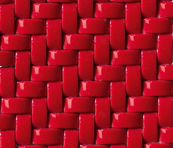 Crono Pulsar | Rosso di Mosaico+ | Mosaici vetro