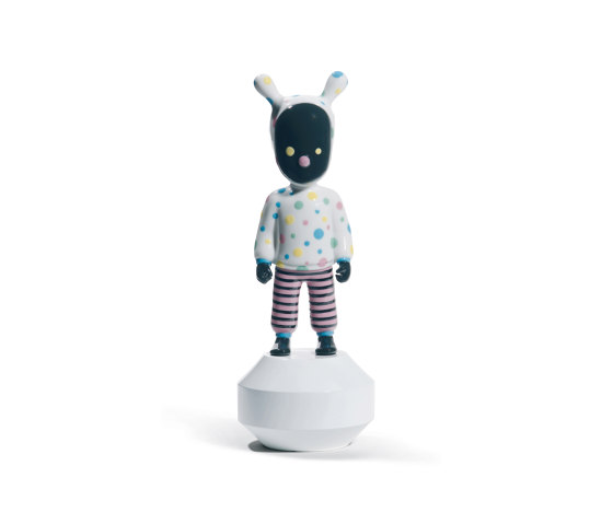 The Guest by Devilrobots Figurine | Small Model | Numbered Edition by Lladró | Objects
