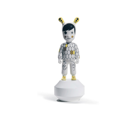 The Guest by Jaime Hayon Figurine | Small Model | Numbered Edition de Lladró | Objets