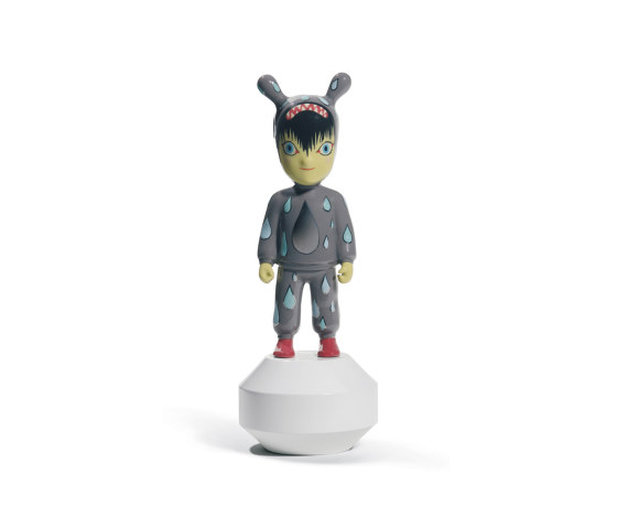 The Guest by Tim Biskup Figurine | Small Model | Numbered Edition by Lladró | Objects