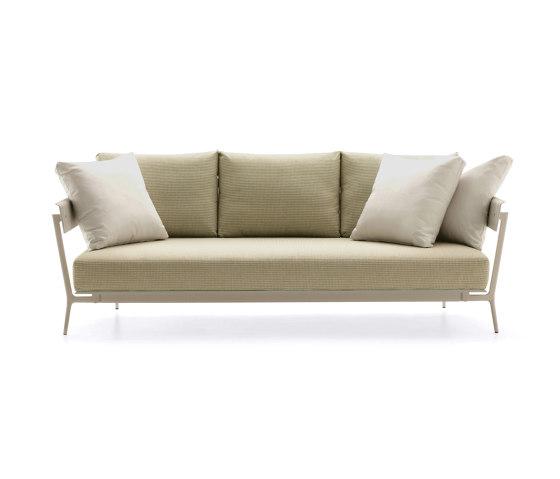 Aikana sofa 3-seater de Fast | Canapés