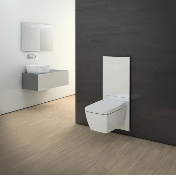 TECElux WC Terminal White by TECE | WC