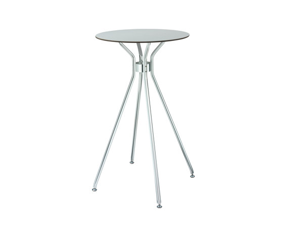 Alu 4 Tisch by seledue | Contract tables