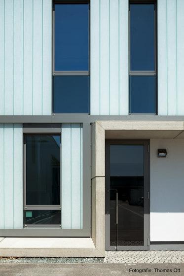 TIMax® GL system Ug 0,8 von Wacotech | Fassadensysteme