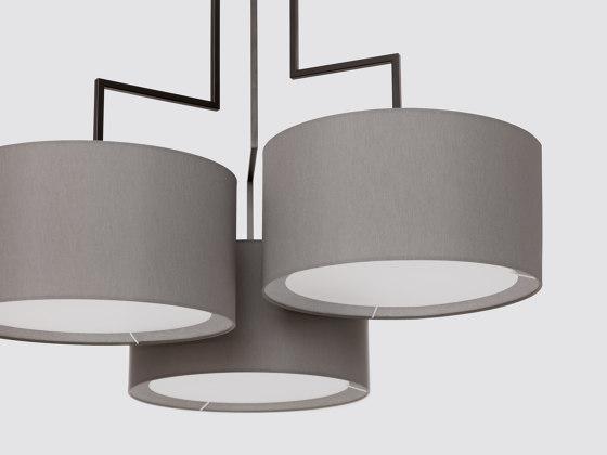 Noon 3 de Zeitraum | Lámparas de suspensión
