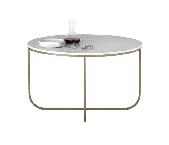 Tati Table 120 marmor von ASPLUND | Esstische