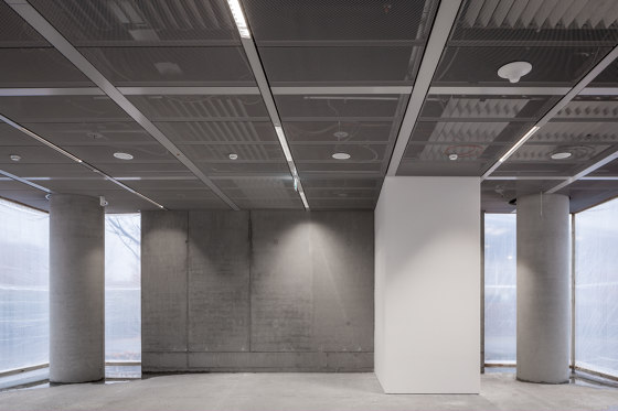 Plafotherm® KN by Lindner Group | Suspended ceilings