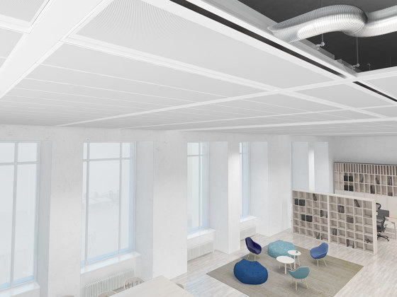 AirBeam by Lindner Group | Suspended ceilings