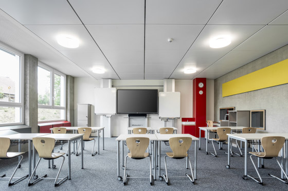Plafotherm® E 213 by Lindner Group   Suspended ceilings