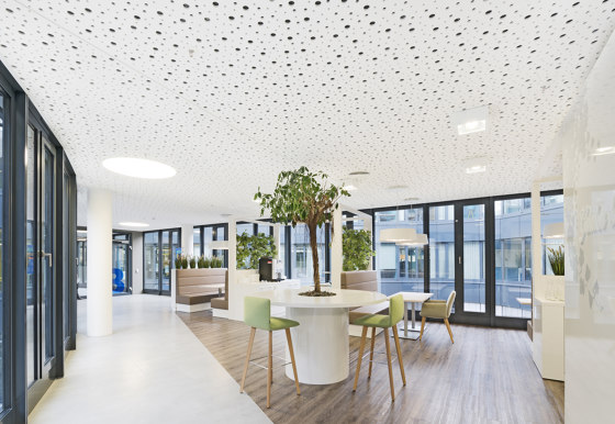 Plafotherm® GK HEKDA by Lindner Group | Suspended ceilings