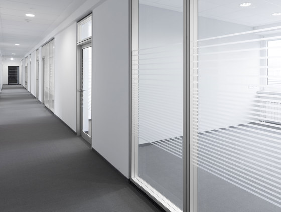 Lindner Life Stereo 125 by Lindner Group | Wall partition systems