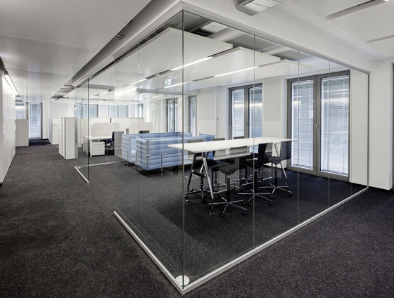 Lindner Pure Life 620 by Lindner Group | Wall partition systems