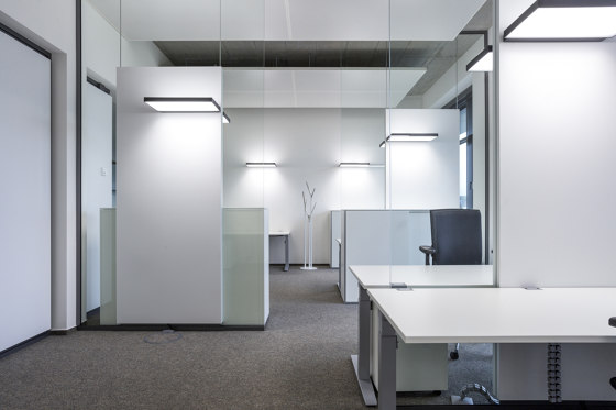 Lindner Plus Acoustic by Lindner Group | Sound absorbing architectural systems