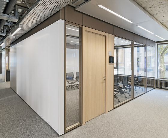 Lindner Logic by Lindner Group | Wall partition systems