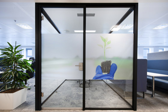 Doors for Partition Systems by Lindner Group | Internal doors