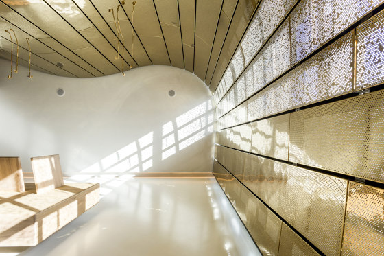 TOUCHdesign Lunar by Lindner Group   Suspended ceilings