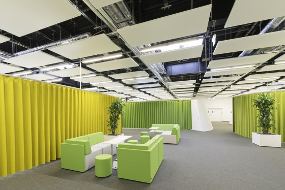 LMD-DS 320 by Lindner Group   Suspended ceilings