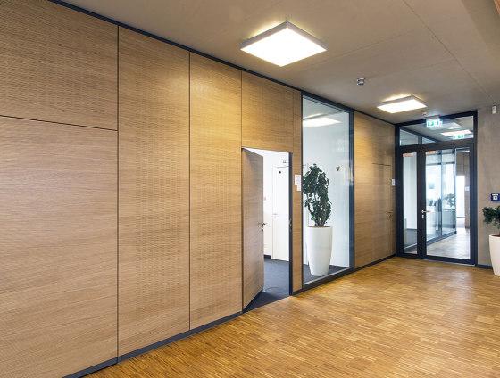 Lindner Free Timber by Lindner Group | Ceiling panels