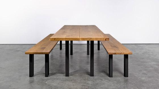 Table and Bench at_12 di Silvio Rohrmoser | Tavoli pranzo