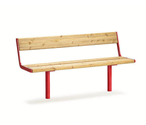 April bench by Vestre | Benches