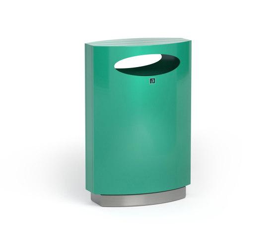 Urban waste container by Vestre | Waste baskets