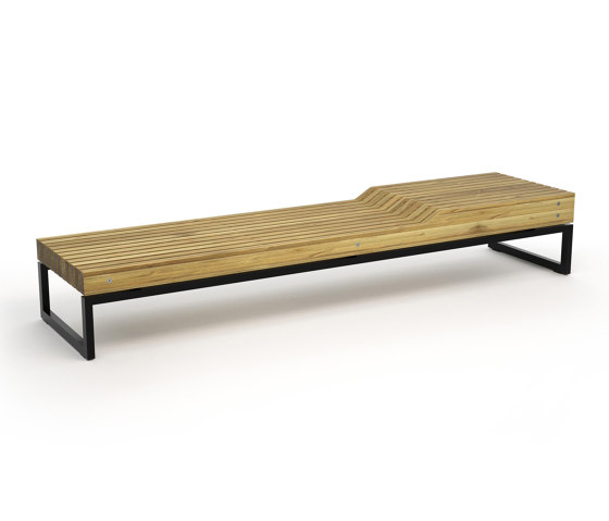 Porto bench by Vestre | Benches