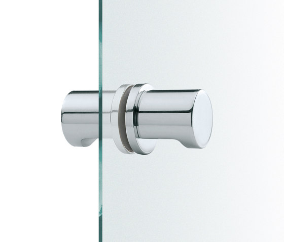 FSB 23 0828 Glass doorknobs by FSB | Knob handles for glass doors