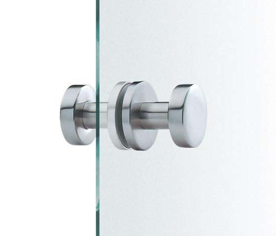 FSB 23 0829 Glass doorknobs by FSB   Knob handles for glass doors
