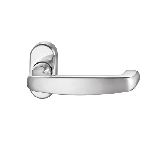 FSB 1159 Narrow-door handle by FSB | Lever handles