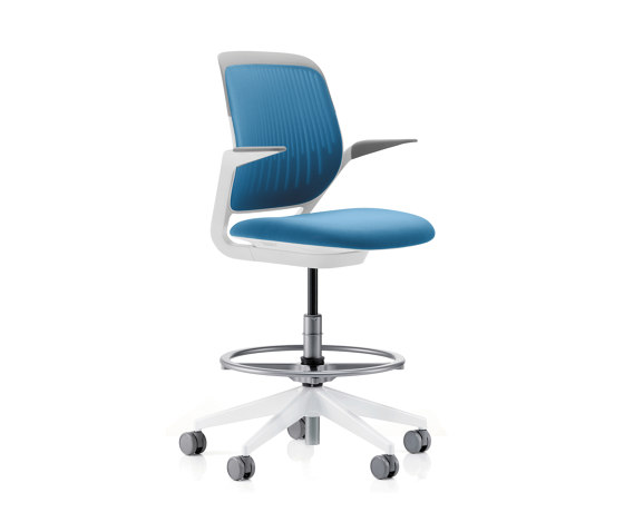 cobi Counter Chair by Steelcase | Office chairs