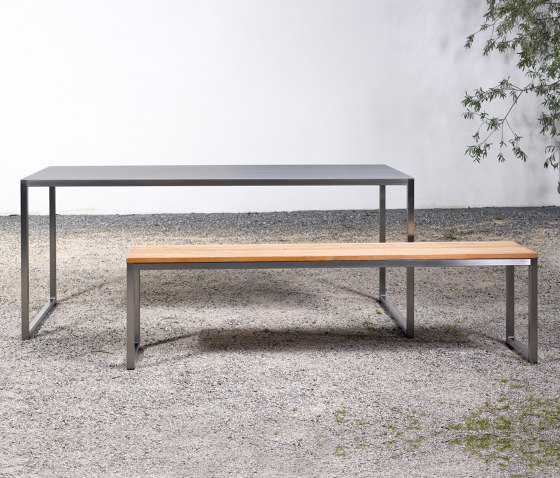 Table and Bench at_02 de Silvio Rohrmoser | Mesas comedor