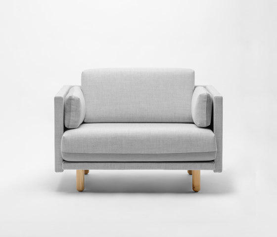 Arnhem Loveseat 71 by De Vorm | Armchairs