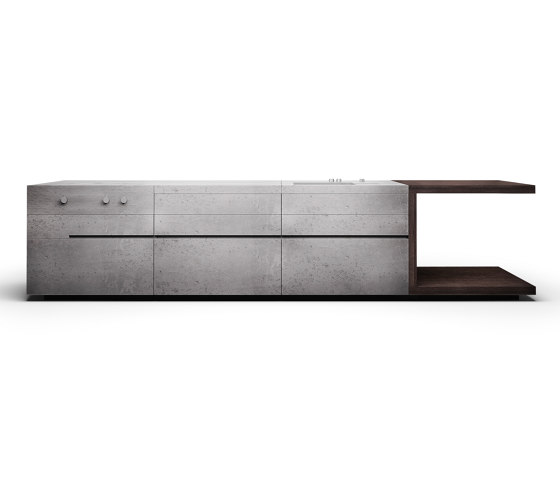 MODUL by steininger.designers | Compact kitchens
