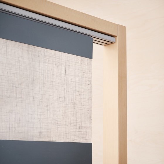 Panel System by Ann Idstein | Vertical blinds