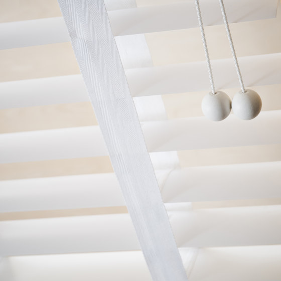 Venetian Blinds | Translucent by Ann Idstein | Cord operated systems