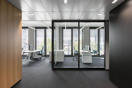 fecofix by Feco | Sound absorbing architectural systems