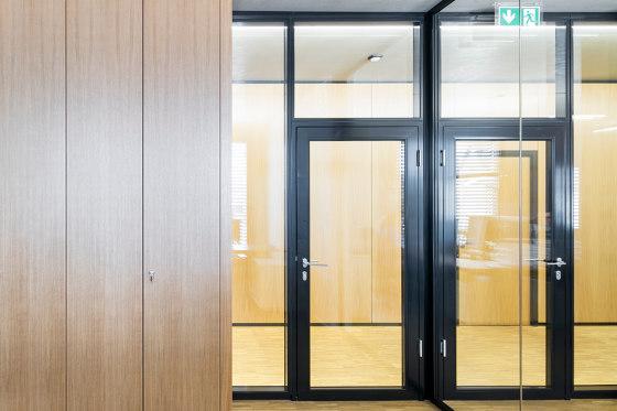 fecotür glass A40 by Feco | Internal doors