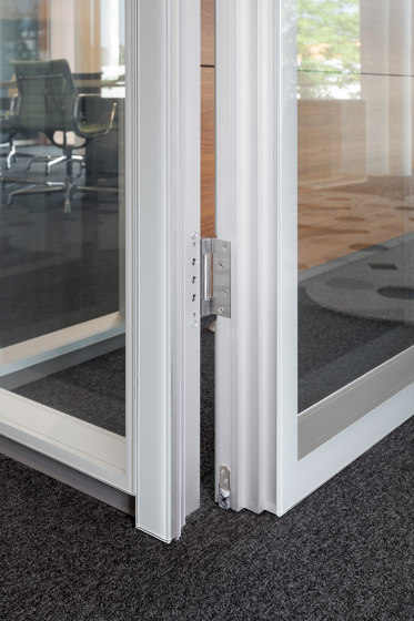 fecotür glass S105 by Feco | Internal doors