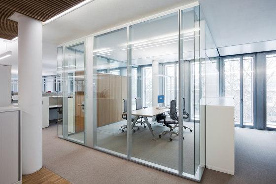 fecostruct by Feco | Wall partition systems