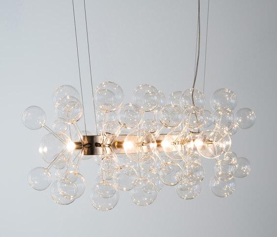 Cloud by Isabel Hamm Licht | Suspended lights