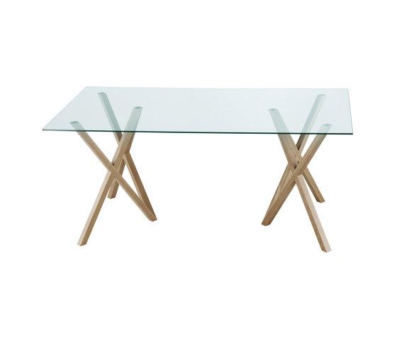 Mika by Hans Hansen & The Hansen Family | Dining tables