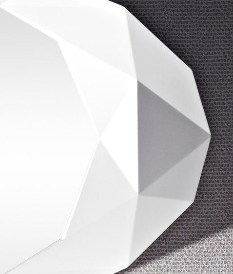 Precious White de Deknudt Mirrors | Espejos