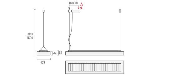 Nomic P1 de Lightnet | Suspensions