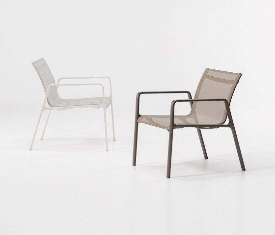 Park Life low dining armchair by KETTAL | Chairs