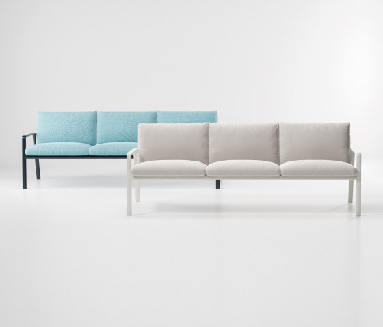 Park Life 3-seater sofa by KETTAL | Sofas