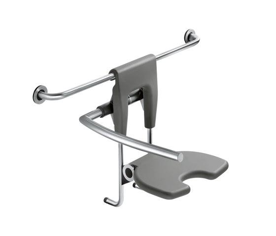 FSB ErgoSystem® E300 Suspended seat for grab rail by FSB | Bath stools / benches