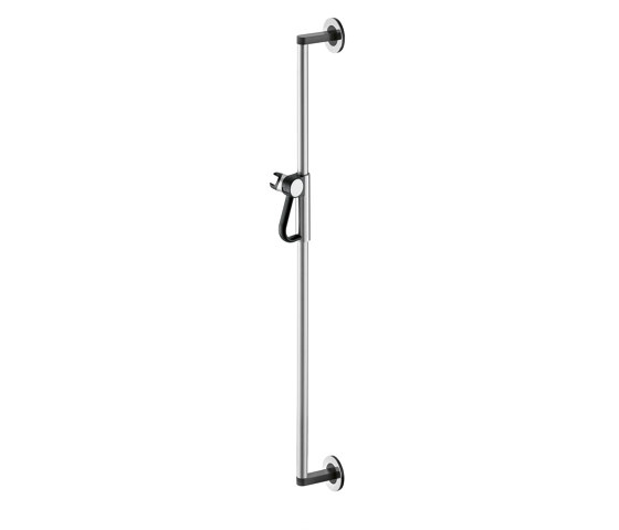 FSB ErgoSystem® E300 Shower rail with shower-head holder by FSB | Shower trays