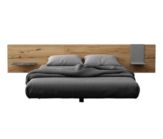 Fluttua Wildwood Bed by LAGO | Beds
