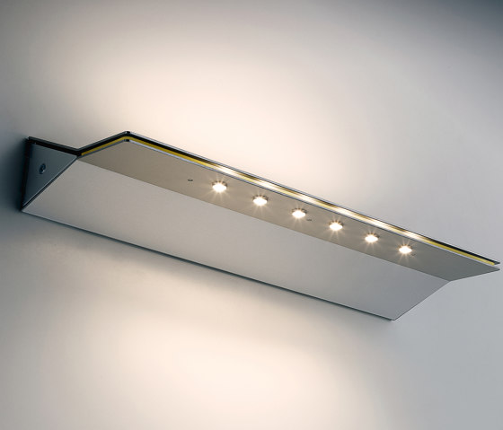 Y-LED L by Baltensweiler | Wall lights