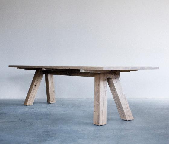 Lens table de Van Rossum | Mesas comedor